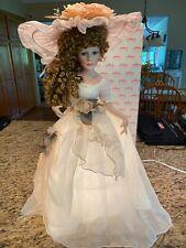 Porcelain Doll Lamp QVC Show Stoppers, Lakewood, NJ