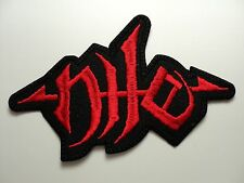 NILE   EMBROIDERED  PATCH