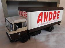 "DAF A2600  FOURGON ""ANDRE""  1/43ème"