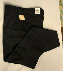 FLYING CROSS FECHHEIMER Men's 36 Regular LAPD NAVY Supercrease Trouser Pants ***