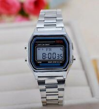 Unbranded Stainless Steel Strap Wristwatches with Backlight