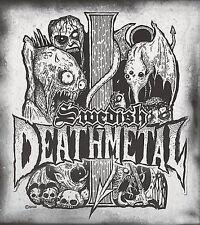 Swedish Death Metal [Digipak] by Various Artists (CD, Nov-2009, 3 Discs,...