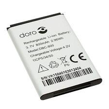 Doro Battery PhoneEasy 6520 Genuine Original  1ST CLASS POST