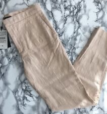 Zara Women Beige Trousers SzM NWT