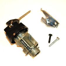 US163L Ignition Lock Cylinder Bezel Black w/ Keys NEW fits Chrysler Dodge Jeep