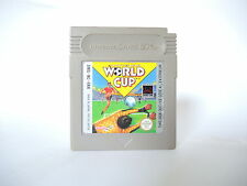 NINTENDO WORLD CUP cartridge nintendo Gameboy videogame cart only