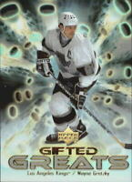 2003-04 Upper Deck Gifted Greats #GG1 Wayne Gretzky - NM-MT