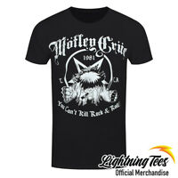 /'When did Motley Crue become classic rock?/' T-Shirt inspired by Bowling For Soup