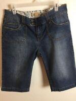 Women's YMI Jean Shorts Size 14   Blue Denim