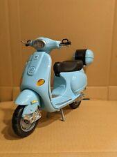Barbie My Scene Blue VESPA Scooter Moped Mattel 2002