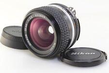 *Excellent-* Nikon AI-S NIKKOR 28mm F2.8 with caps