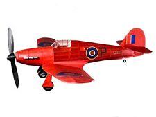 Vintage Model Co Hawker Hurricane Balsa Modèle Kit 1/24 460 mm envergure