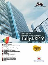 Official Guide To Financial Accounting Using: Tally. ERP9 by Ltd., New,,