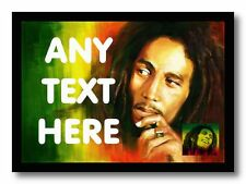Bob Marley Personalised Dinner Table Placemat