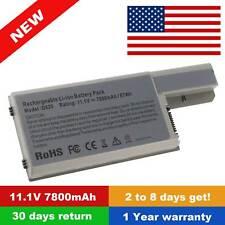 9 Cells Battery For Dell Factory 4R084 07P806 M70 M75 D620 D630 D810 D820 D830