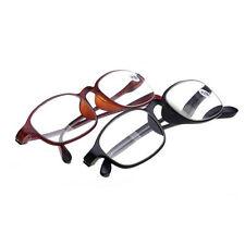 Unsiex Damen Herren Reader Brille Lesen Brille +1.0 To +2.5 TR90 Lesebrille V7U6