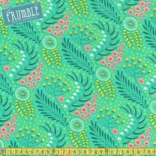 Michael Miller Fabric Botanika Flower Shop Grass HALF METRE
