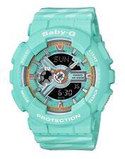 Casio Baby-G * BA110CH-3A Anadigi Chance Emerald Green Resin Watch COD PayPal
