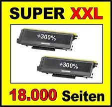 2 x Toner Cartridge for Dell 2330d 2330dn 2350d 2350dn/PK941 PK492 Super XXL