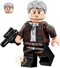 LEGO STAR WARS - MINIFIGURA HAN SOLO SET 75105 - ORIGINAL MINIFIGURE