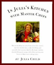 In Julia's Child Kitchen Master Chef with Cookbook Recipes Hardback Book 26 Cook