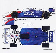 1/25 CART Valvoline decal /F1 Tamiya