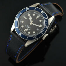 41mm Corgeut Sapphire Glass Blue Bezel Miyota Automatic Men's Watch