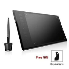 Huion INSPIROY Q11K Wireless Digital Graphic Drawing Pen Tablet with 8192 Pen...