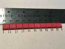 (Lot of 10) New Wima MKS-4 Film Capacitors .047uf 100v 0.047uf 47nf