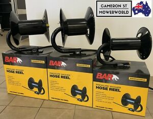 """Jetter Hose Crank Rapid Reel High Pressure washer 5000psi 15m 3/8"""" Hose Reel"""
