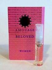 AMOUAGE Beloved - Eau De Parfum Woman - 2ml/0.06 oz Vial NEW on Card