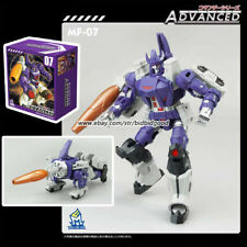 Transformers MFT MF07 G1 Galvatron Decepticon Advanced 5in Action Figure Toy New