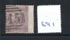 GB - QUEEN VICTORIA (691) - 6d - SG97 - plate 6 - used