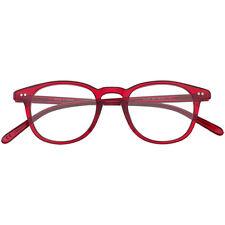 Montatura occhiali da vista Epos Zeus 46 22 150 M RO mat red + hoya lens clear bQdb3Tnt