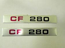 Pair  CF 280 Bedford Van Badge Inserts , FL14