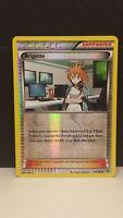 Pokemon Card: Brigette 134/162 - BREAKthrough - Near Mint, Reverse Holo