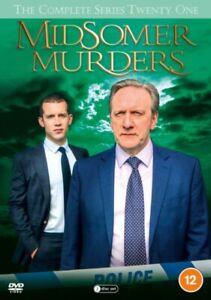 Midsomer Murders: The Complete Series Season 21 Twenty one DVD New