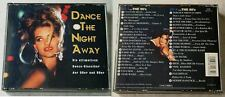 DANCE THE NIGHT AWAY Third World, Dead Or Alive, Wham!,... Sony 2-CD-Box OVP/NEU