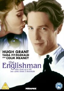 The Englishman Who Went Up a Hill But Came Down a Mountain (Hugh Grant) New DVD