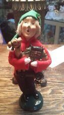 Byers Choice Caroler BOY WITH CAMEL TOY  *Brand New*