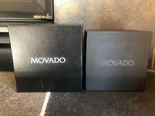 MOVADO Watch Presentation Box Set