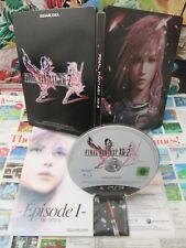 Playstation 3 PS3:Final Fantasy XIII-2 [TOP RPG & EDITION STEELBOOK] Fr
