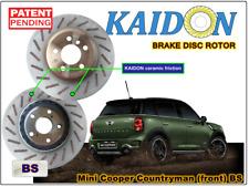 """Mini Cooper Countryman brake disc rotor KAIDON (front) type """"RS"""" / """"BS"""" spec"""