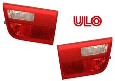 NEW BMW E53 X5 Pair Set of Left and Right Inner Tail Lights for Hatch OEM ULO