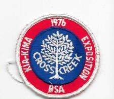 1976 Kia Kima District Occoneechee Council North Carolina Boy Scouts of America