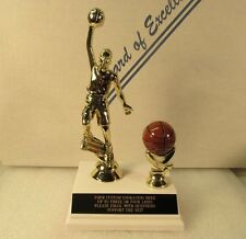 """Basketball Trophy Award Youth Fantasy 7"""" M or F FREE Engraving Shiped 2 Day Mail"""