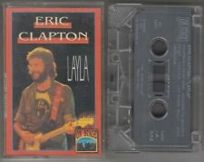 ERIC CLAPTON cassette LAYLA 1992 On Stage Italy