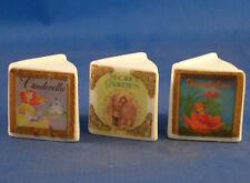 Birchcroft Thimbles -- Miniature Book Style  - Childrens Classics ( Make Offer )