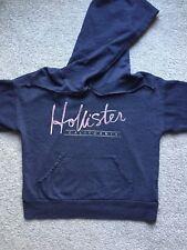 Hollister Women's size XS Greyish Blue Hoodie with Kangaroo pocket