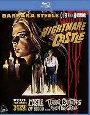 Nightmare Castle (Blu-ray Disc, 2015)